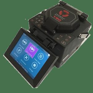 Y90 Fusion Splicer (screen on)