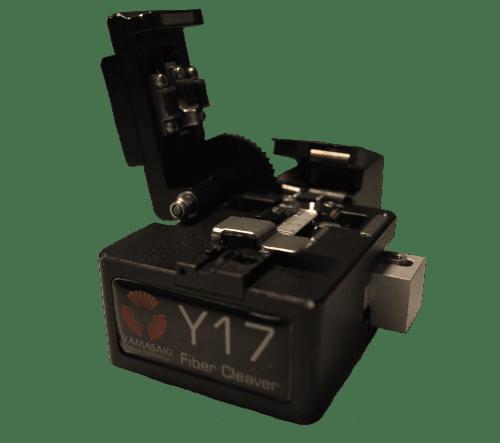 Fiber Optic Cleave Tool